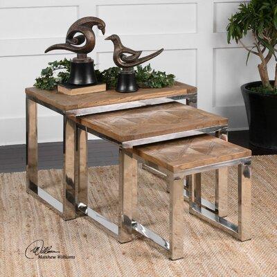 Uttermost Hesperos 3 Piece Nesting Table Set