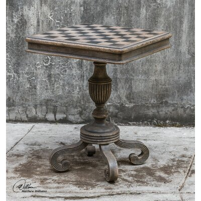 Uttermost Gwennan Game End Table