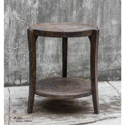 Uttermost Pias End Table
