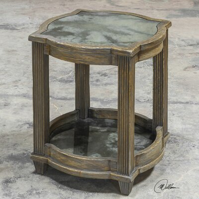 Astoria Grand Claridge End Table