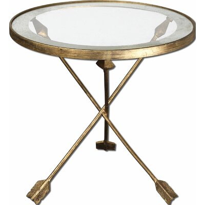 Uttermost Aero End Table