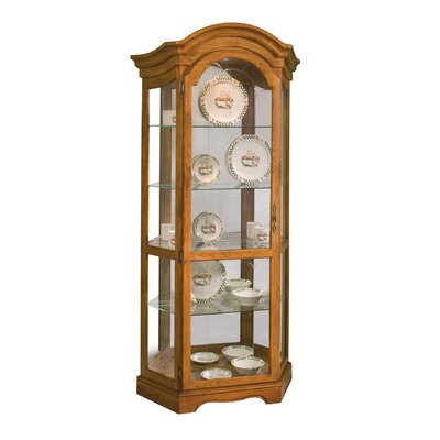 Philip Reinisch Co. Lighthouse Stafford II Curio Cabinet