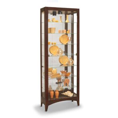 Philip Reinisch Co. Simplicity Curio Cabinet