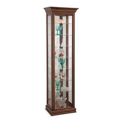 Philip Reinisch Co. Lighthouse Encore Curio Cabinet