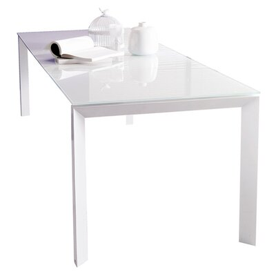 Bontempi Casa Sirio Extendable Dining Table