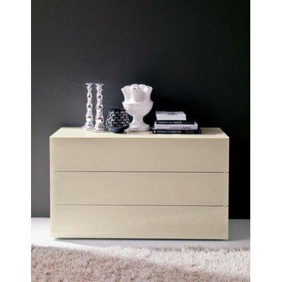 Bontempi Casa Enea 2 Drawer Nightstand