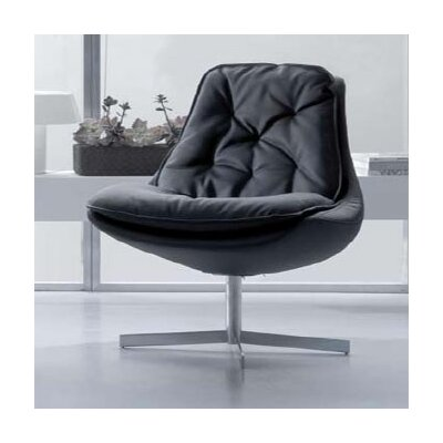 Bontempi Casa Daya Leather Chair