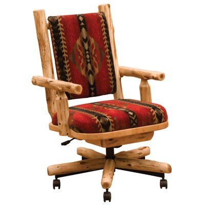 Fireside Lodge Cedar Executive Office Chair