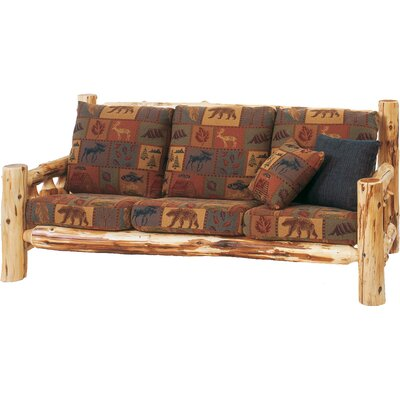 Fireside Lodge Cedar Sofa