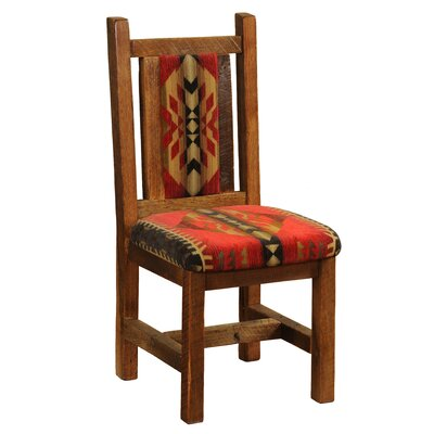 Fireside Lodge Barnwood Side Chair