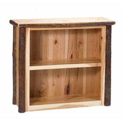 Fireside Lodge Hickory Standard Bookcase