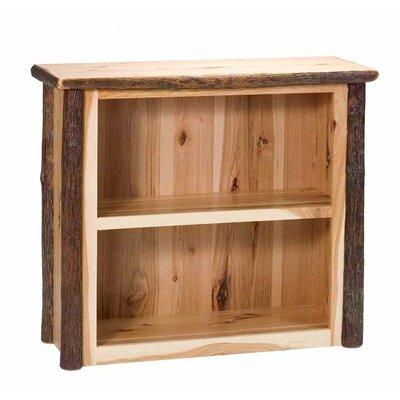 Fireside Lodge Hickory Standard Bookcase