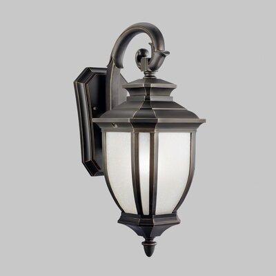 Kichler Salisbury 1 Light Outdoor Wall Lantern Reviews Wayfair