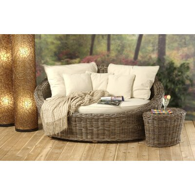 Jeffan Oval Small Daybed