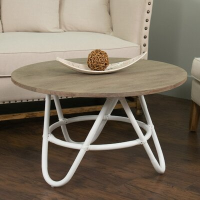 Beachcrest Home Beverly Coffee Table