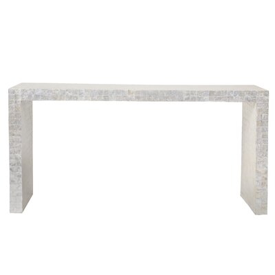 Bungalow Rose Mohammed Console Table