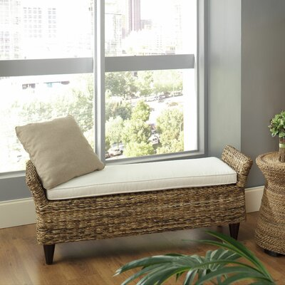 Beachcrest Home Pinedale Abaca Bench