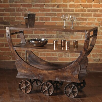 William Sheppee Mill Bar Serving Cart