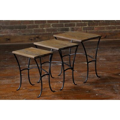 William Sheppee Depot 3 Piece Nesting Tables