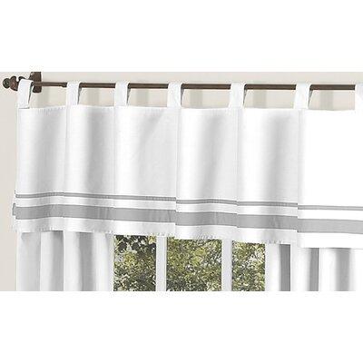 Sweet jojo designs hotel curtain valance reviews wayfair for Hotel design valence