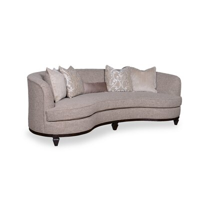A.R.T. Blair Fawn Kidney Sofa
