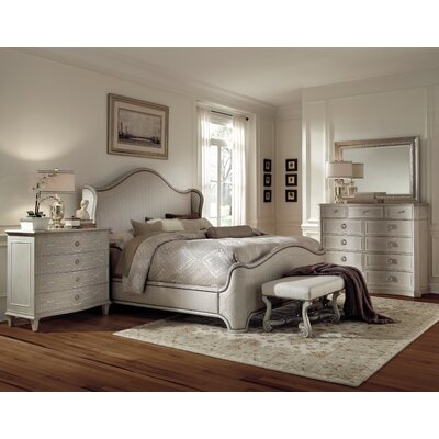A.R.T. Chateaux Panel Customizable Bedroom Set