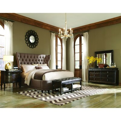 A.R.T. Classic Platform Customizable Bedroom Set
