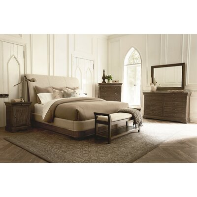 Darby Home Co Pond Brook Platform Customizable Bedroom Set