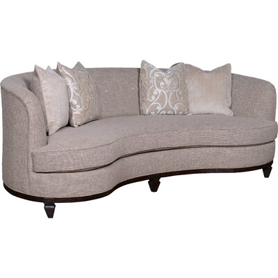 House of Hampton Druzy Kidney Sofa