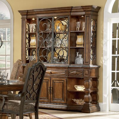 A.R.T. Marbella China Cabinet Top