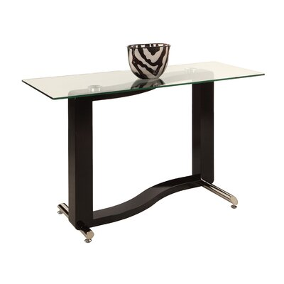 Chintaly Imports Fenya Console Table