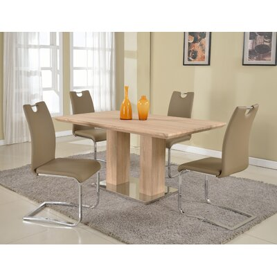 Chintaly Imports Josephine 5 Piece Dining Set