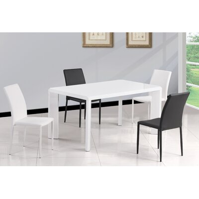 Chintaly Imports Fiona Parson Dining Table