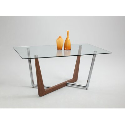 Chintaly Imports Flora Dining Table