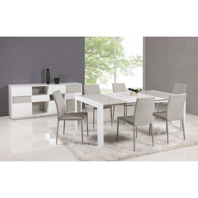 Mercury Row Tisias 7 Piece Dining Set