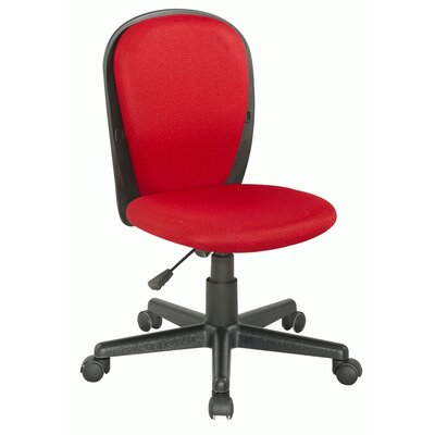 Chintaly Imports Mid-Back Desk Chair Image