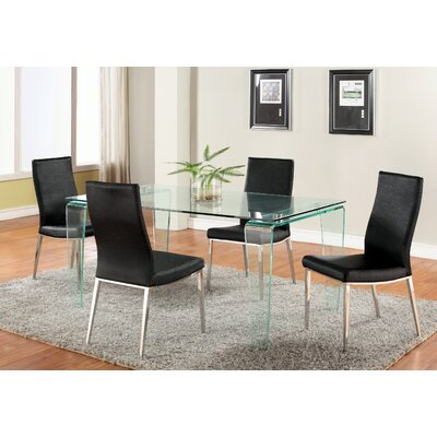 Chintaly Imports Vera Dining Table Set