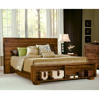 angelo:HOME Chelsea Panel Platform Customizable Bedroom Set