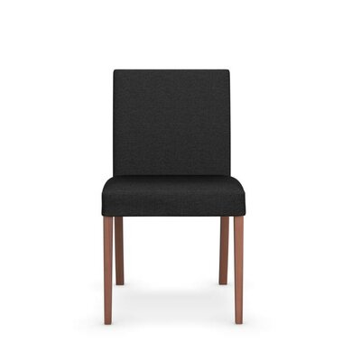 Calligaris Latina Low Upholstered Wooden Chair