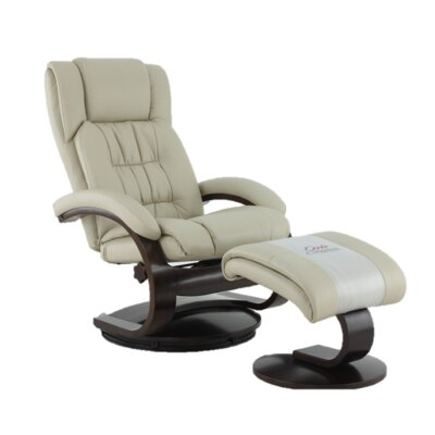 Mac Motion Oslo Whiskey Breathable Air Leather Recliner