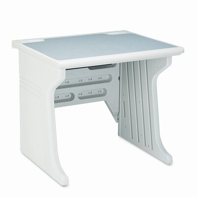 Iceberg Enterprises Aspira Modular Desk Shell Worstation