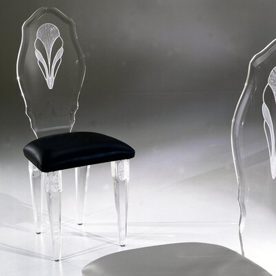 Shahrooz Palace Acrylic Side Chair (Set of 4)