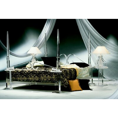 Shahrooz Sylvana Four Poster Customizable Bedroom Set