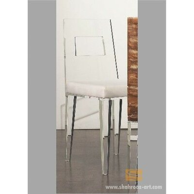 Shahrooz Contempo Acrylic Side Chair (Set of 4)