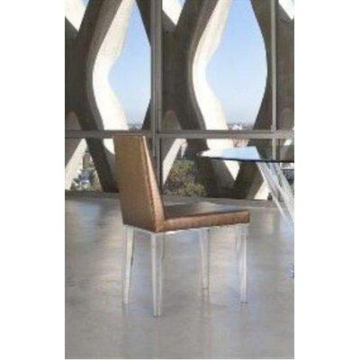 Shahrooz Lineair Acrylic Parsons Chair (S..