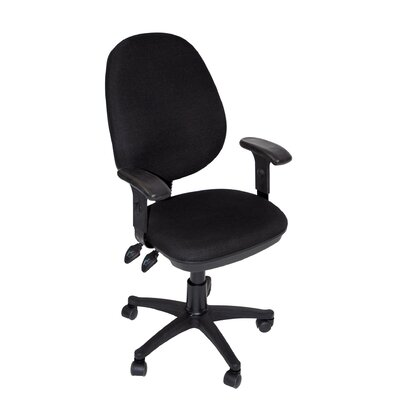 Martin Universal Design Grandeur Conference's High Back Mesh Desk Chair