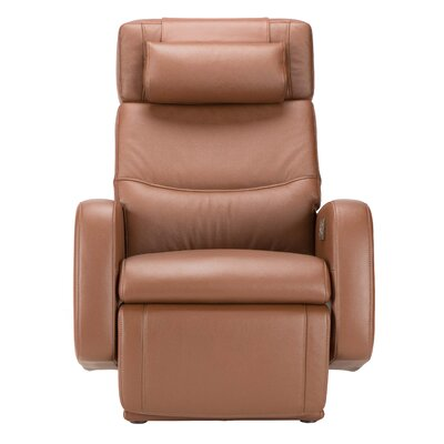 Human Touch Zero-Gravity Leather Recliner