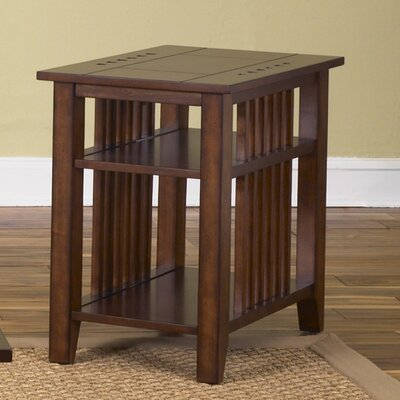 Liberty Furniture Prairie Hills Chairside Table