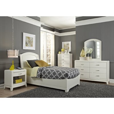 Liberty Furniture Avalon Platform Customizable B..