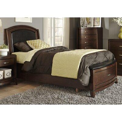 Liberty Furniture Upholstered Platform Bed